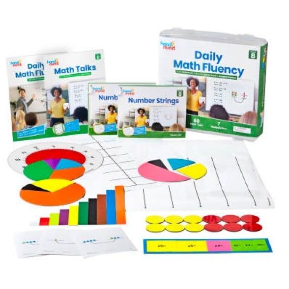 Grade 8 Math Fluency kits