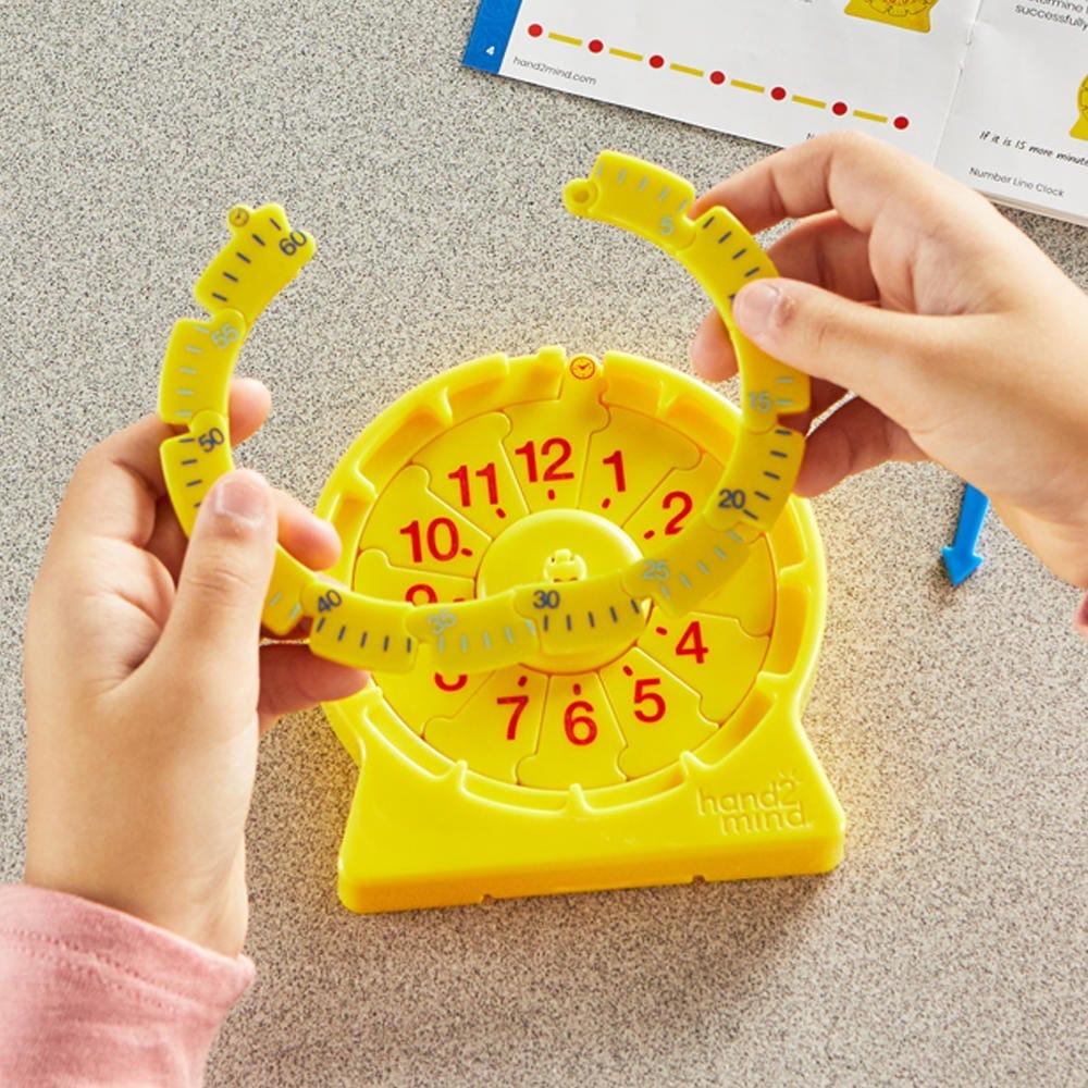 NumberLine mini student clocks