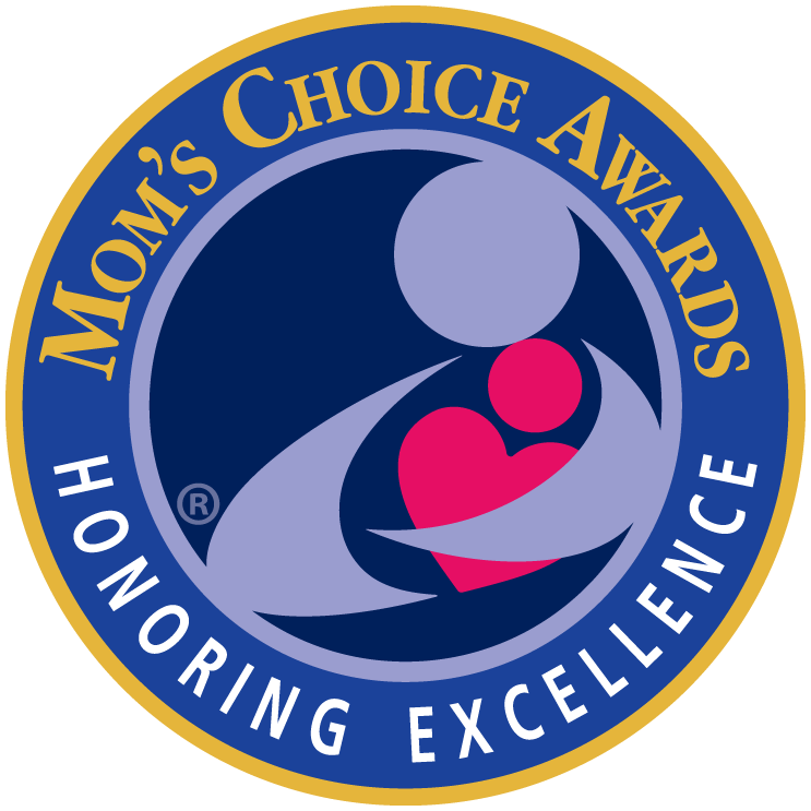 Mom's Choice Award Gold Medal Award