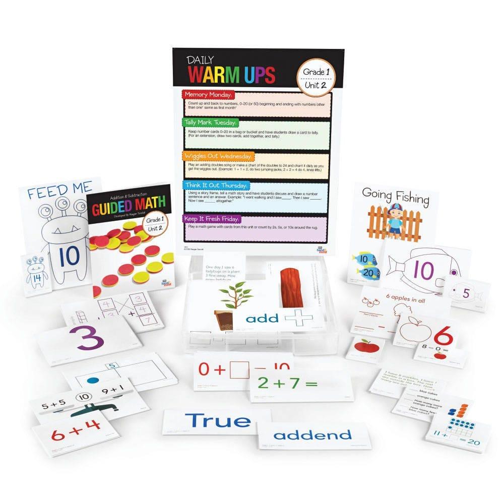 Supplemental Math Guided Math Kit