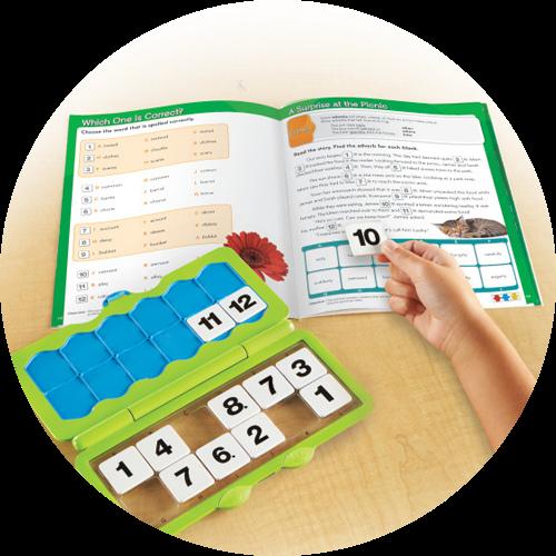 First step for VersaTiles Interactive Workbooks