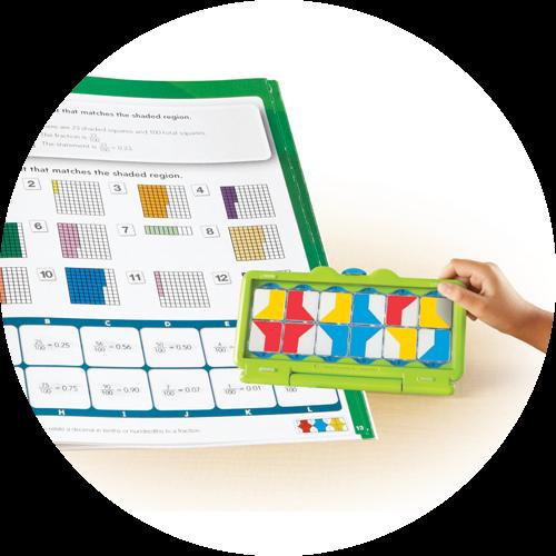 Second step for VersaTiles Interactive Workbooks