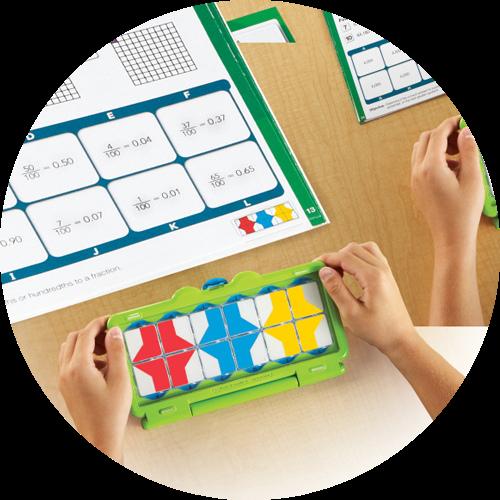 Fourth step for VersaTiles Interactive Workbooks