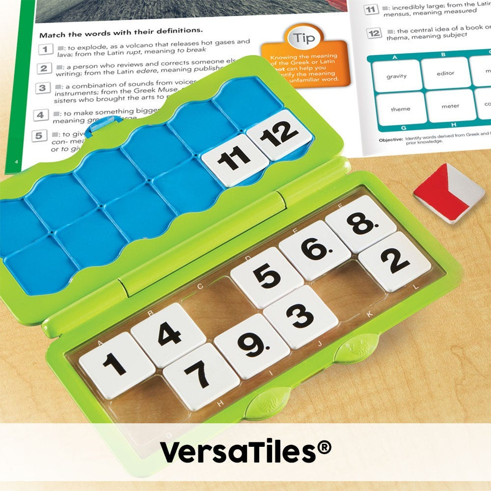 Versatiles answer case in our featured categories on the homepage