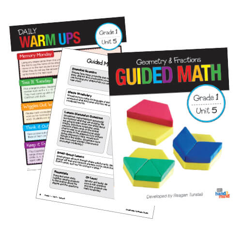 Guided Math kit